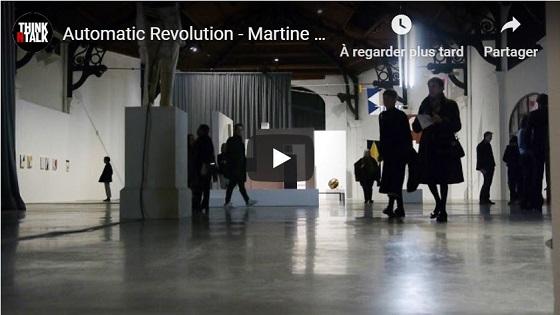 Automatic Revolution - Martine Feipel & Jean Bechameil